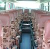 中型バス車内