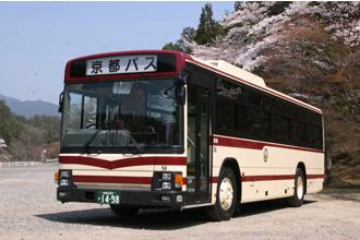 路線タイプ大型バス(55名乗り)