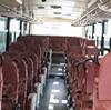 路線タイプ大型バス(60名乗り)車内