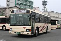 路線タイプ大型バス(60名乗り)
